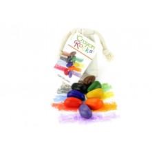 Crayon Rocks. Воскова крейда (8 кольорів)