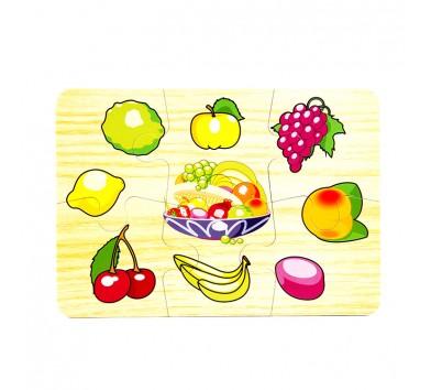 Фрукти 1 (лимон) пазли (28 ел.)