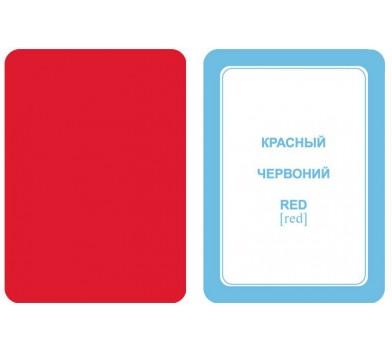 "Набір карток ""Кольори"" - Interbaby"