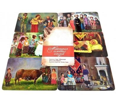 «Майстерня сімейних історій», Набір метафоричних асоціативних карток Івженко Інна