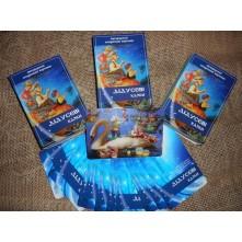 «Дідусеві казки», Набір метафоричних асоціативних карток Івженко Інна