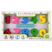 Flexcils. Гнучкі цифри-олівці