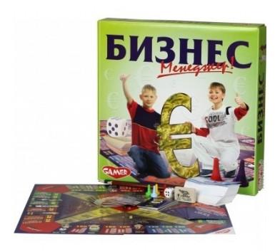 Дитяча настільна гра 'Бізнес'