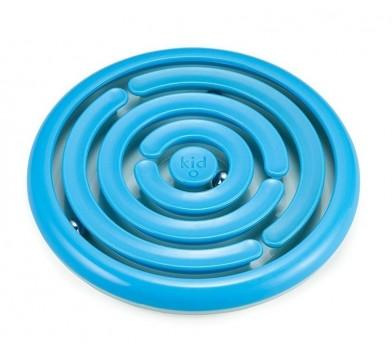 Kid O Головоломка-лабіринт з кульками (колір блакитний)