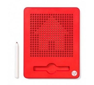 Kid O Магнітна дошка для малювання, 3+ (колір червоний)