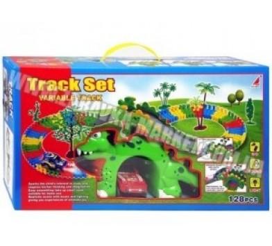 Трек 'Динозавр'