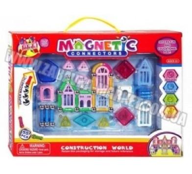 Magnetic Будиночок 55 деталей