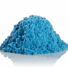 Кінетичний пісок (синій 750 г), в контейнері
