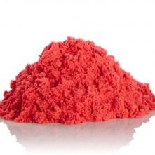 Кінетичний пісок (червоний 750 г), в контейнері