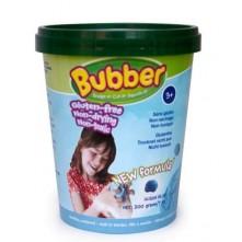 Bubber (Waba Fun) Суміш для ліплення синя, 0,2 кг в контейнері