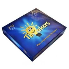 Thinkers 12+', 210 карток, (англ)