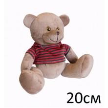 Ведмедик Маккі коричневий