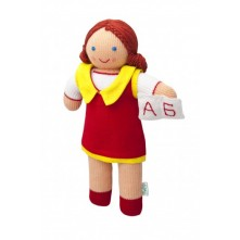 В'язана іграшка 'Вчителька'