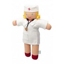 В'язана іграшка 'Медсестра'