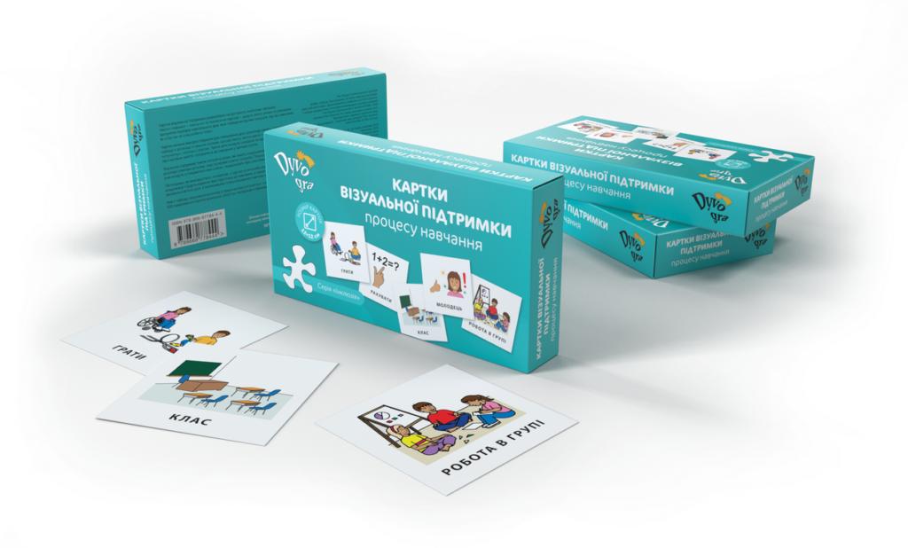 картинка карточки визуальной поддержки пекс