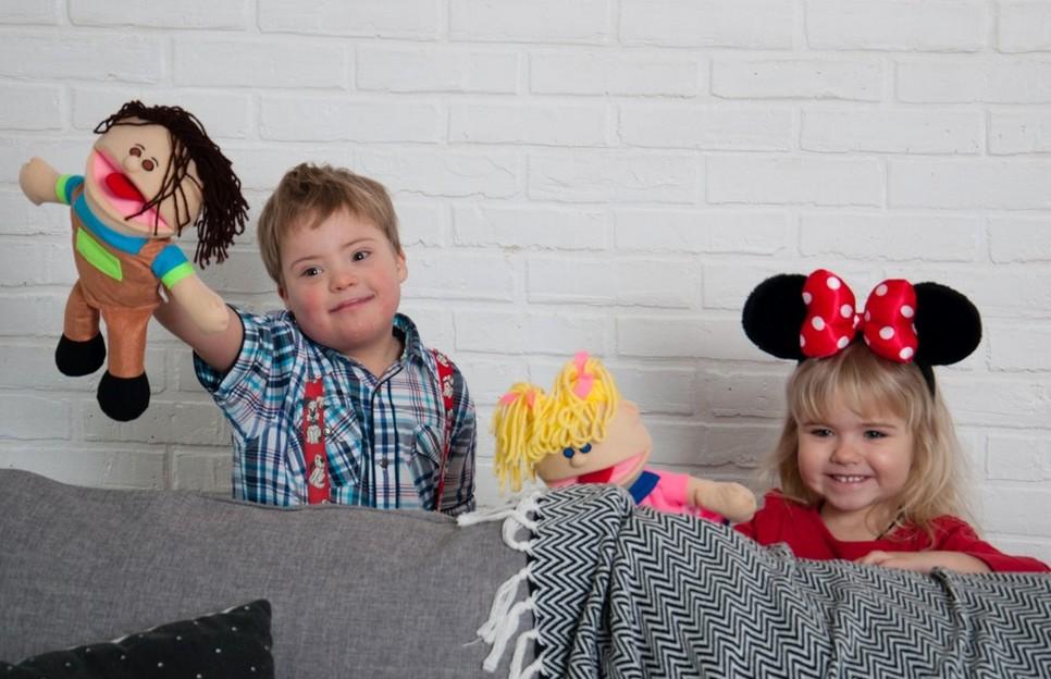 фото игрушки для аутизма